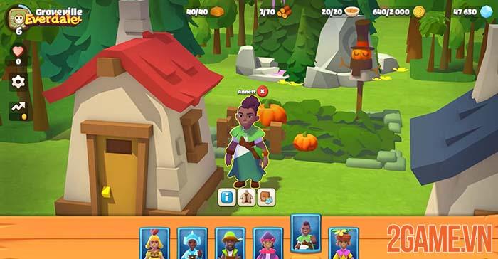 Everdale - Game nông trại hấp dẫn từ cha đẻ Clash of Clans 2