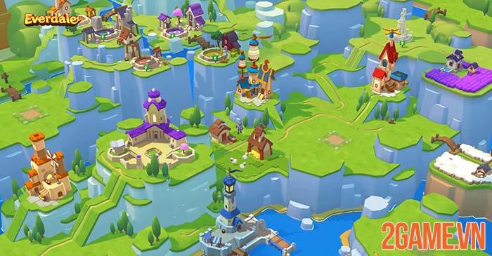 Everdale - Game nông trại hấp dẫn từ cha đẻ Clash of Clans 1