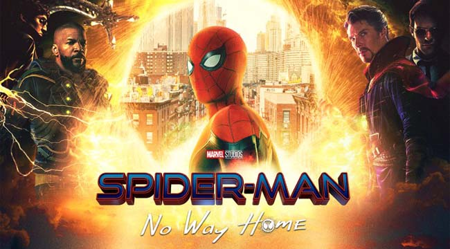 Spider-Man: No Way Home – Khi nhện nhọ đối mặt toàn bộ bạn cũ
