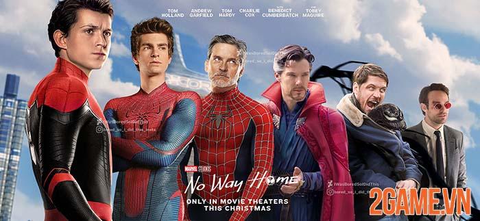 Spider-Man: No Way Home - Khi nhện nhọ đối mặt toàn bộ bạn cũ 0