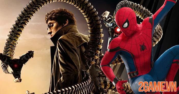 Spider-Man: No Way Home - Khi nhện nhọ đối mặt toàn bộ bạn cũ 1