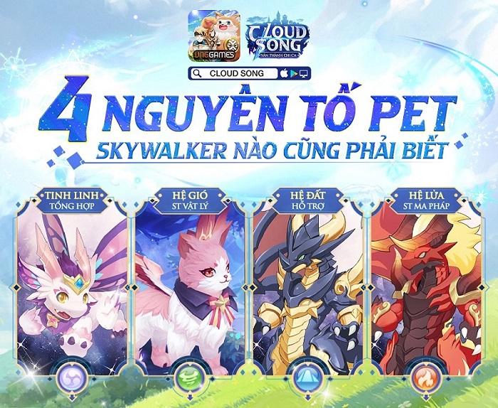 Game MMORPG 3D Cloud Song VNG ấn định thời gian ra mắt 4