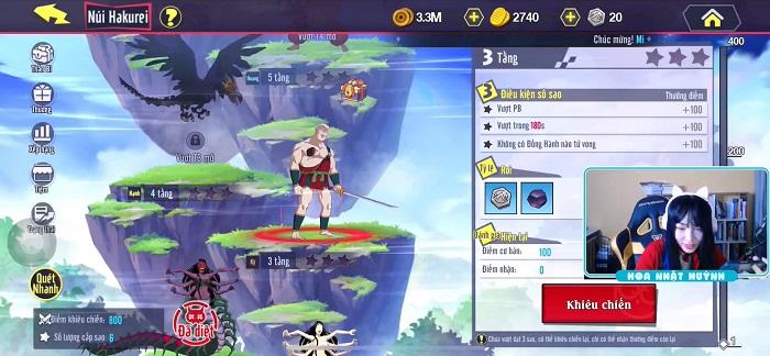 Giới streamer Việt nói gì về Khuyển Dạ Xoa Truyền Kỳ - tựa game duy nhất sở hữu bản quyền InuYasha tại Việt Nam? 8