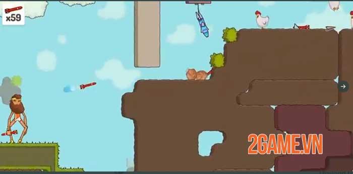 Flarts - Tựa game mobile kỳ quặc cho phép bạn ném phi tiêu bay 1