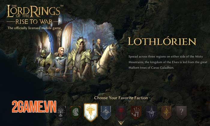 The Lord of The Rings: Rise to War - Cuộc chiến của những chiếc nhẫn đã trở lại 4