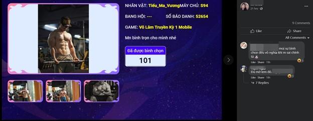 Cộng đồng game thủ bùng nổ với cuộc thi Võ Lâm 102: Màn tuyệt phối độc nhất vô nhị lần đầu tiên xuất hiện 12