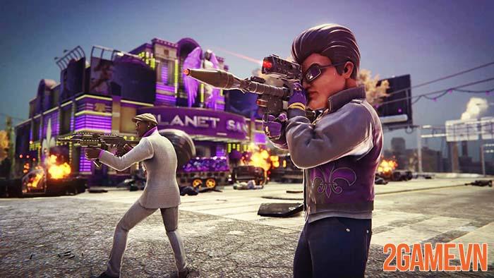Saints Row: The Third Remastered - GTA phiên bản bi hài đang miễn phí 0