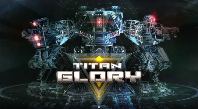 Titan Glory – Game đại chiến robot hoành tráng trên mobile