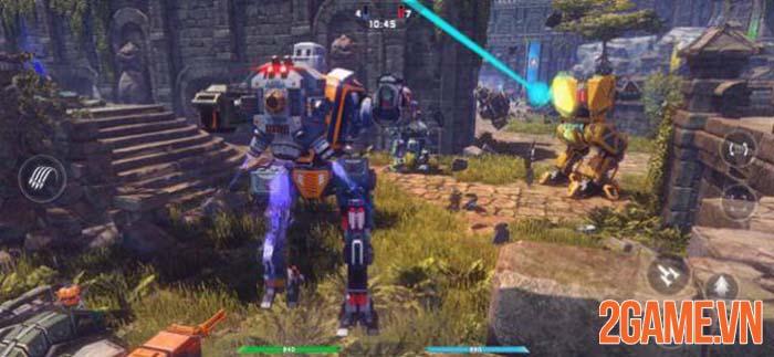 Titan Glory - Game đại chiến robot hoành tráng trên mobile 1