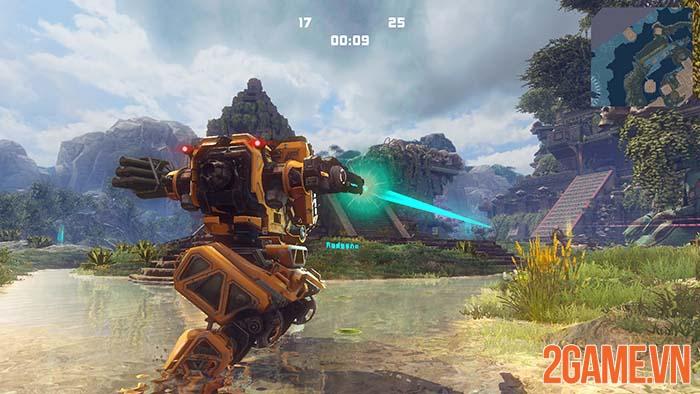 Titan Glory - Game đại chiến robot hoành tráng trên mobile 0