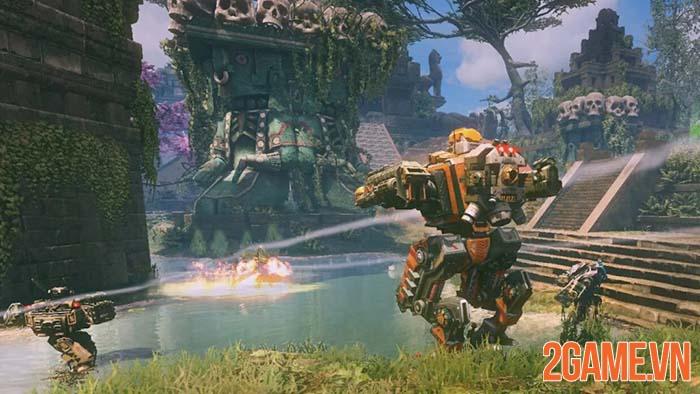 Titan Glory - Game đại chiến robot hoành tráng trên mobile 2