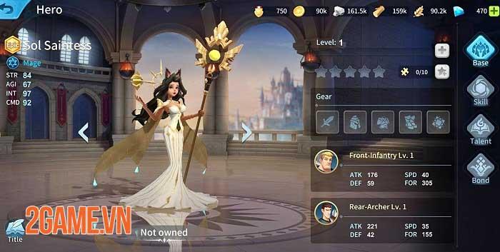 Heroes Conquest - Game chiến thuật thời gian thực đẹp mắt của EyouGame 4