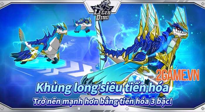 Legendino - Game chiến đấu với bạn bè sử dụng khủng long đã ra mắt 4