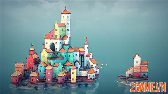 Townscaper - Xây nên thành phố mộng mơ của mỗi game thủ 2