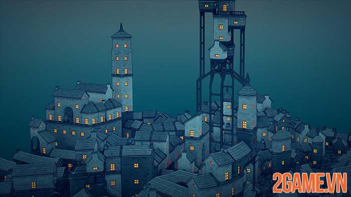 Townscaper - Xây nên thành phố mộng mơ của mỗi game thủ 3