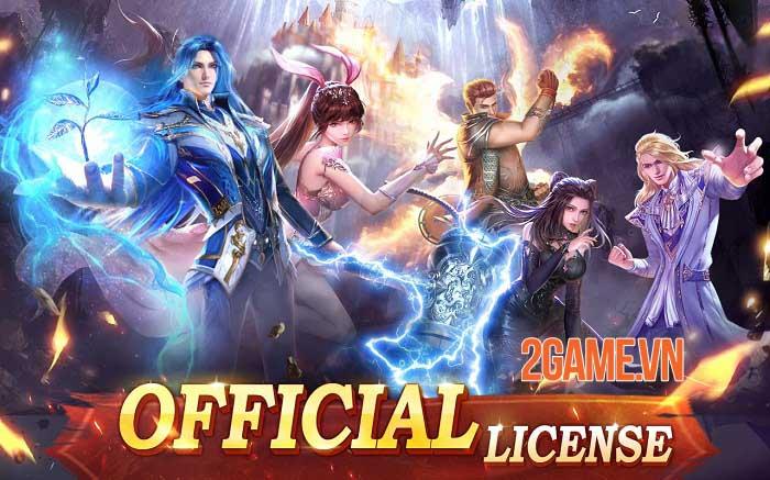Soul Land Reloaded - Game nhập vai dựa trên câu chuyện gốc Soul Land đã phát hành 0