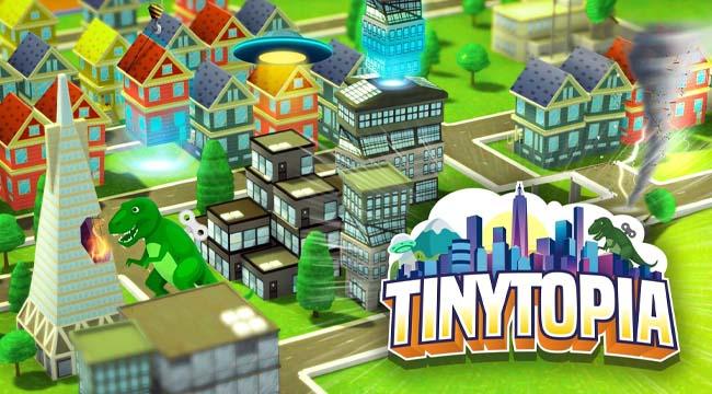 Tinytopia – Khi game thủ trở thành thị trưởng và xây dựng đô thị trong mơ
