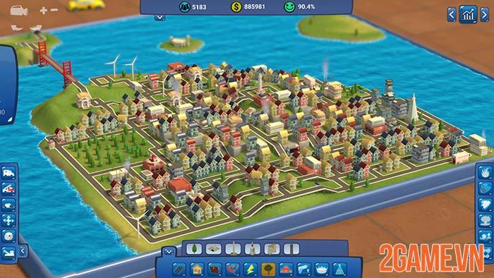 Tinytopia - Khi game thủ trở thành thị trưởng và xây dựng đô thị trong mơ 1