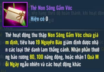 Game thủ VLTK Mobile mừng Quốc Khánh cùng sự kiện Non Sông Gấm Vóc 0