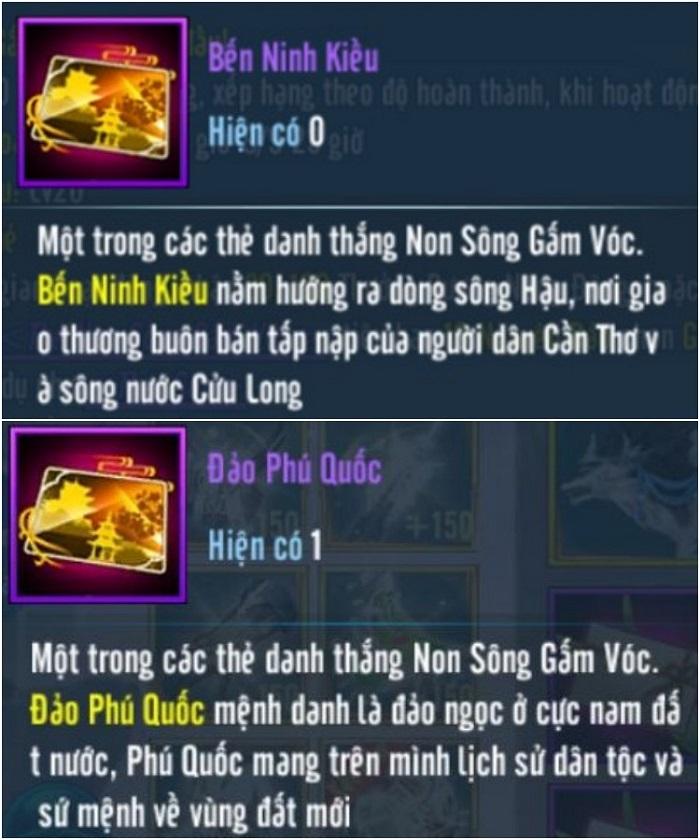 Game thủ VLTK Mobile mừng Quốc Khánh cùng sự kiện Non Sông Gấm Vóc 1