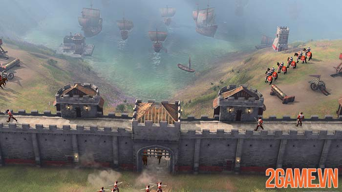Age of Empires 4 - Mong chờ 16 năm cuối cùng cũng ấn định ngày ra mắt 2