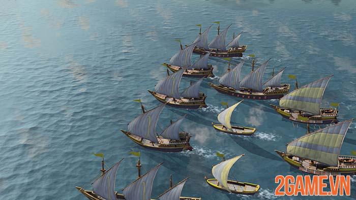 Age of Empires 4 - Mong chờ 16 năm cuối cùng cũng ấn định ngày ra mắt 4