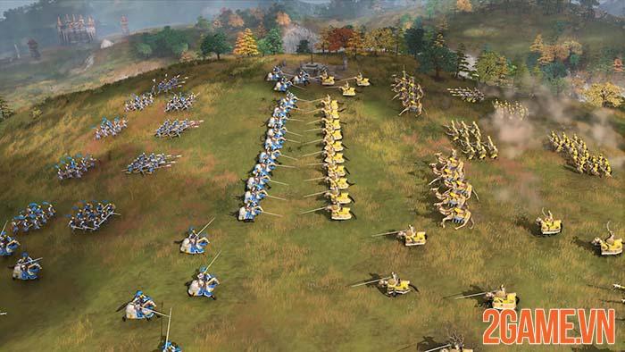 Age of Empires 4 - Mong chờ 16 năm cuối cùng cũng ấn định ngày ra mắt 1