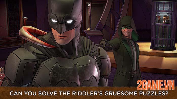 Batman: The Enemy Within - Có một người dơi vô cùng khác của Telltale 3