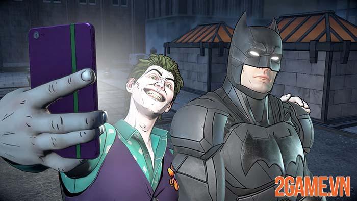 Batman: The Enemy Within - Có một người dơi vô cùng khác của Telltale 1