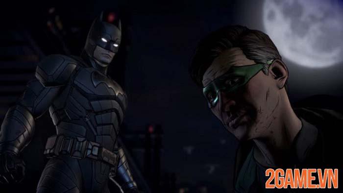 Batman: The Enemy Within - Có một người dơi vô cùng khác của Telltale 2