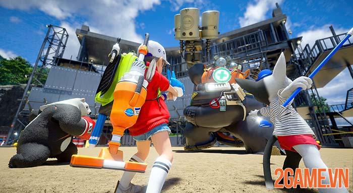 Doke V - Game nhập vai kết hợp giữa GTA và Pokemon đến từ Hàn Quốc 2