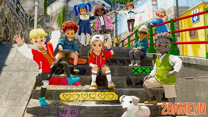 Doke V - Game nhập vai kết hợp giữa GTA và Pokemon đến từ Hàn Quốc 1