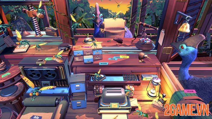 KeyWe - Game giải trí siêu bựa về 2 chú chim làm việc ở bưu điện 1