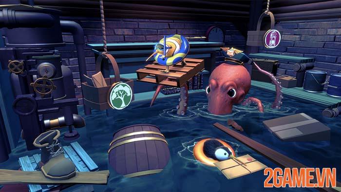 KeyWe - Game giải trí siêu bựa về 2 chú chim làm việc ở bưu điện 2