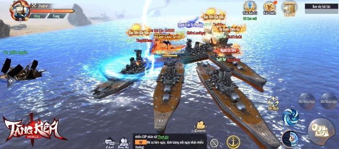 Tàng Kiếm Mobile chính thức 'kích nổ' ngày mai 01/09 và 5 lý do không thể bỏ lỡ! 5