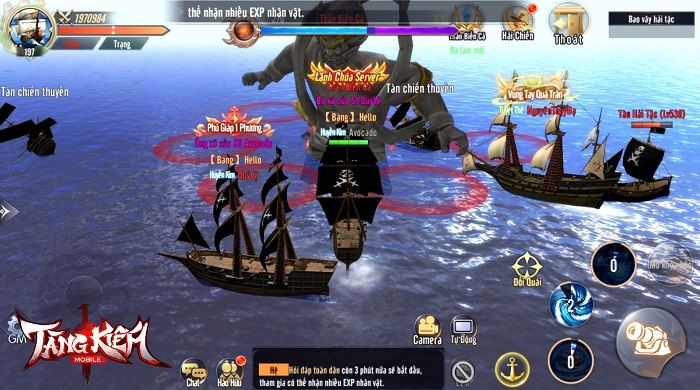 Tàng Kiếm Mobile chính thức 'kích nổ' ngày mai 01/09 và 5 lý do không thể bỏ lỡ! 6