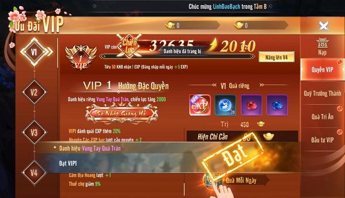 Tàng Kiếm Mobile chính thức 'kích nổ' ngày mai 01/09 và 5 lý do không thể bỏ lỡ! 8