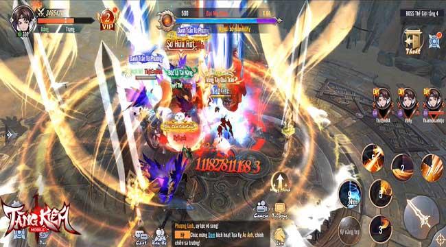 Tàng Kiếm Mobile chính thức 'kích nổ' ngày mai 01/09 và 5 lý do không thể bỏ lỡ!