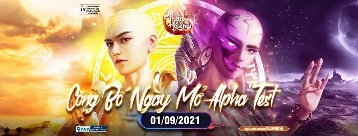 Thần Kiếm Mobile tự tin sở hữu 1001 cách để chinh phục game thủ Việt 1