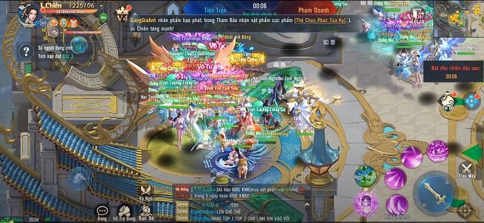 Thần Kiếm Mobile tự tin sở hữu 1001 cách để chinh phục game thủ Việt 2