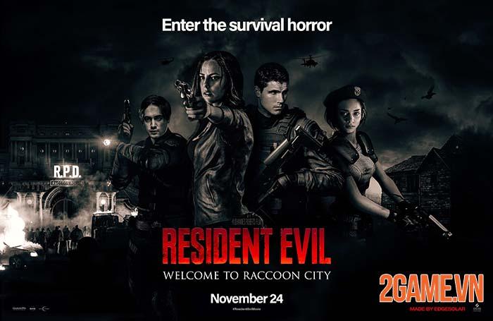 Resident Evil: Welcome to Raccoon City nhá hàng hình ảnh đầu tiên 0