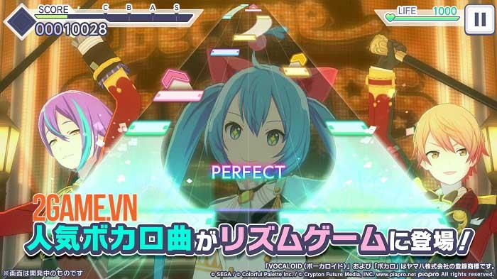 Hatsune Miku: COLORFUL STAGE - Game anime có sự góp mặt của nghệ sĩ nổi tiếng 1