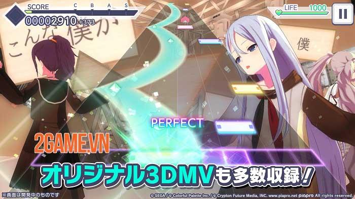Hatsune Miku: COLORFUL STAGE - Game anime có sự góp mặt của nghệ sĩ nổi tiếng 2