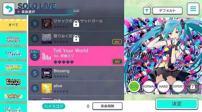Hatsune Miku: COLORFUL STAGE – Game anime có sự góp mặt của nghệ sĩ nổi tiếng