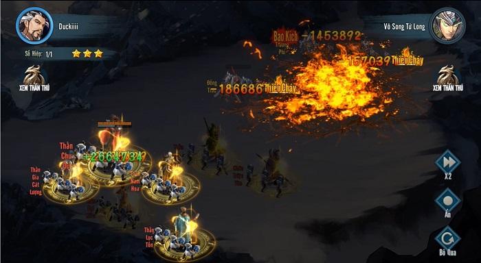 Đế Vương Tam Quốc - Top 1 game chiến thuật Tam Quốc sắp ra mắt game thủ Việt 3