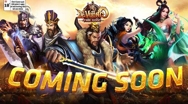 Đế Vương Tam Quốc – Top 1 game chiến thuật Tam Quốc sắp ra mắt game thủ Việt