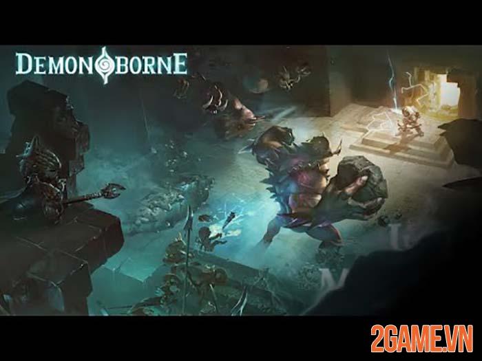 Demonborne Mobile - Game nhập vai hành động phong cách Diablo 1