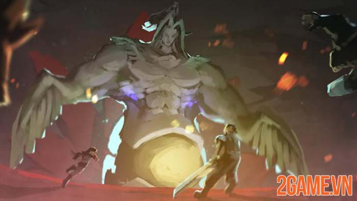 Demonborne Mobile - Game nhập vai hành động phong cách Diablo 2
