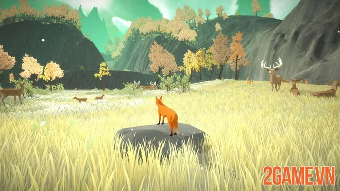 The First Tree - Game phiêu lưu mạo hiểm góc nhìn thứ ba tuyệt phẩm PC 0