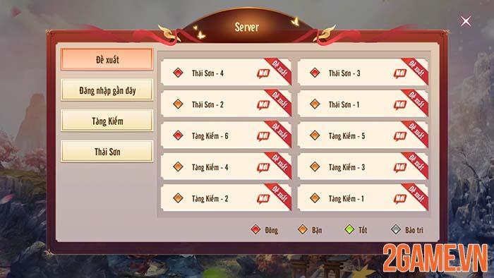 Trải nghiệm Tàng Kiếm Mobile - Game kiếm hiệp ấn tượng đầu tháng 9 6